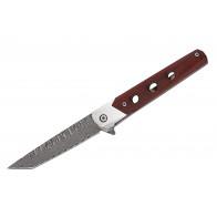 Нож складной DKH 01 (дамаск)
