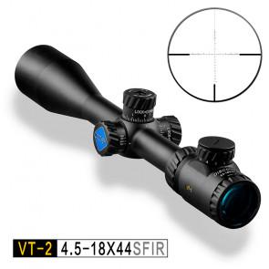 Прицел оптический VT-2 4.5-18x44 SFIR-Discovery