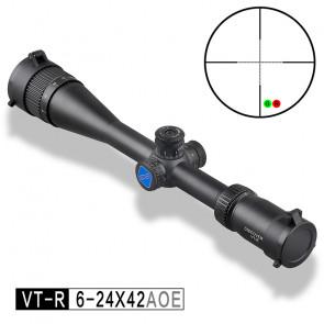 Прицел оптический VT-R 6-24х42 AOE-Discovery