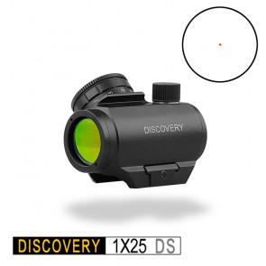 Прицел коллиматорный 1х25 DS- Discovery