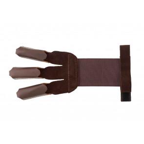 Перчатка лучника кожа - 2