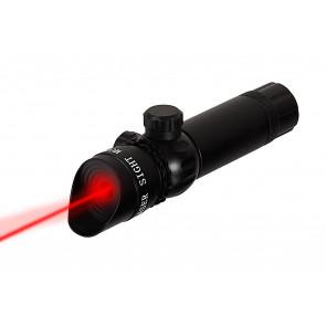 Лазерный целеуказатель  ЛЦУ - JG1/3R (кр луч) - BASSELL