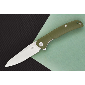 Нож складной CH 3020-G10-AG