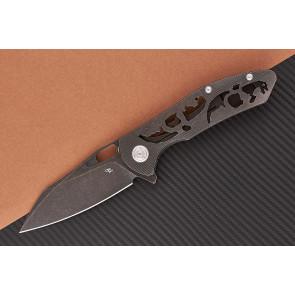Нож складной CH 3515-black