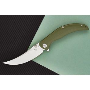 Нож складной CH Sultan-G10-green