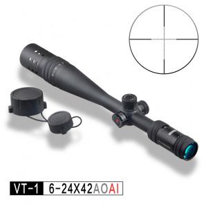 Прицел оптический VT-1 PRO 6-24x42 AOAI-Discovery