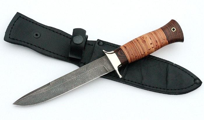 Применение ножа на охоте видео — img 10