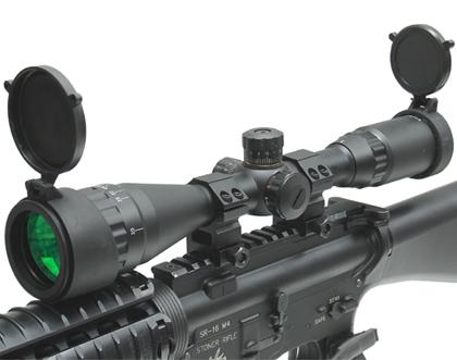 Выбор оптического прицела для винтовки